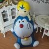 cartoon robot cat money box