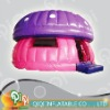 cheap inflatable bouncer mushroom house