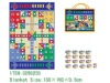 chess game mat toys