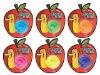 children magic worm toys YD009561