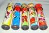 chinese interesting plastic kaleidoscope patterns for sale for children