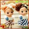 christmas ornament doll