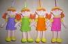 cloth Dolls,candy Dolls,children Dolls -08246