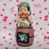coin box coin bank pvc money box