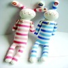 color bar handmade sock toys