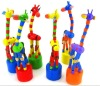 colorful connect animal toy
