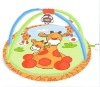 colorful educational soft arches baby play mats