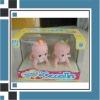 creeping baby doll