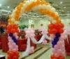 custom wedding latex balloon