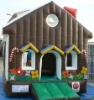 cute inflatable bounce house