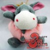 cute plush cow