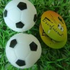 dog product-soccer ball with squeaker,pet toy