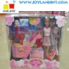 doll girl play set