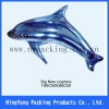 dolphins shape foil balloon
