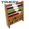 educational wooden abacus