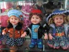 electronic dancing dolls