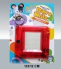 erasable magnetic drawing board