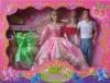 family set doll