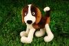 fashion animal plush cartoon dog