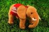 fashion animal plush elephant