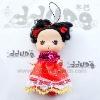 fashion doll pendant