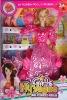 fashion doll , toy set