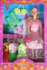 fashion doll, toy set
