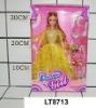 fashion doll toy set