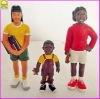 fashion plastic 3D human figures ,popular human figurines