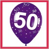 festival latex balloon