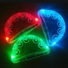 flashing bell,led bell,light bell,colorful bell