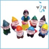 floating bath toy goose shape bath toy Snow White and the seven dwarfs doll
