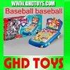 game/pinball/plastic toy/educational toy /Cowboy pinball machine/ pinball game with music flash light and score indicator
