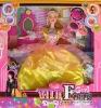 girl's doll, doll set
