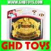 golden wrestling champion belt