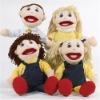 hand puppet dolls