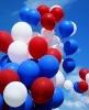 happy birthday latex balloon