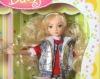 happy princess--plush toy