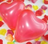 heart shape decoration balloons
