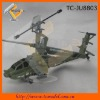 helicopter 3ch rc toy with gyro and led