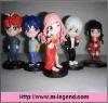 high quality 3D plastic boy figure