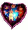high quality hot selling inflatable heart shape Foil Balloon