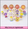 high quality plastic gashapon toys
