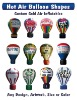 hot inflatable promotion balloon