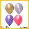 hot sale high quality 12 inch latex  helium metallic balloons