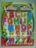hot sell alphabet letter toys