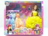 hot sell plastic girls toy new fashion doll