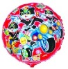hot selling high quality bear shape inflatable advertising Mylar Balloon