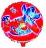 hot selling high quality cartoon advertising Mylar Balloon