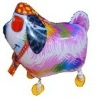 hot selling high quality dog shaped Mylar Balloon